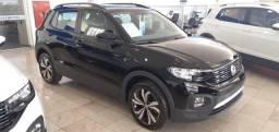 Volks , Tcross 2021 Rodas 17 e Vw Play, V12 Aero