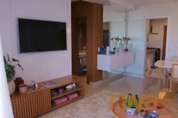 Apartamento à venda com 3 dormitórios em Jardim atlântico, Goiânia cod:NOV235782