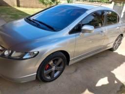 New Civic só a gasolina manual top - 2007