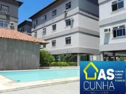 Apartamento para Venda em Araruama, Vila Capri, 2 dormitórios, 1 banheiro, 1 vaga