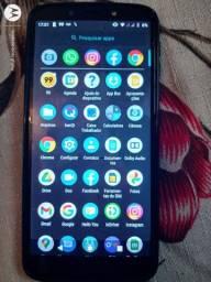Moto G6 play troco por outro