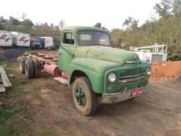 Caminhão antigo 1952