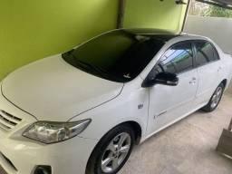 Corolla XEI 2013 Branco GNV