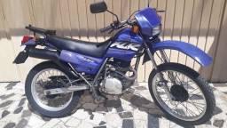 Honda XLR 125 2002