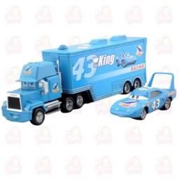 Título do anúncio: Kit caminhão + carrinho mattel