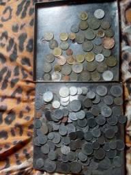 Faço em celular moeda antiga pra colecionadores