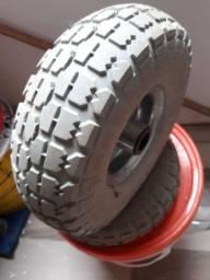Vendo rodas com pneus 100