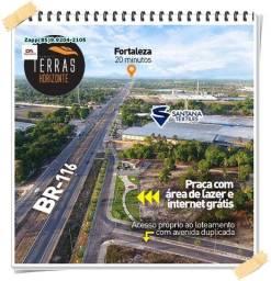 Terras Horizonte (Pronto para construir.*&