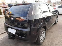 Fiat Punto 1.4 2010/2010 - entrada a partir de mil reais.