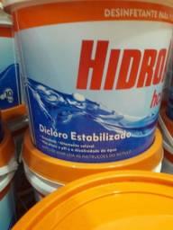 Cloro hcl 10 kilos