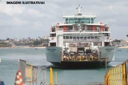 Aquisição de Balsas Ferry Boat Parcelado