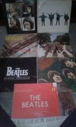 Coleção de LP vinil Beatles