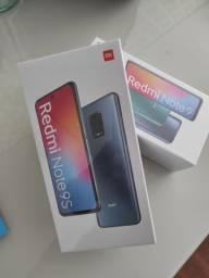 Épico! Redmi Note 9S Da Xiaomi.. Novo Lacrado com Garantia e Entrega.