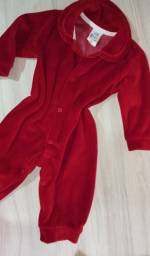 Tip top vermelho bebê Tam M