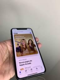 iPhone X  64 GB aceito cartão