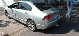 Honda civix LXL 2010 prata