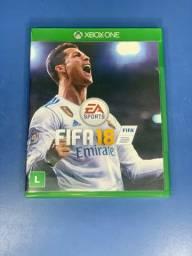 XBOX ONE- FIFA 18