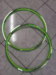 Aro 26 verde neon
