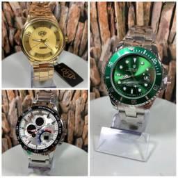 Relógios promoções.