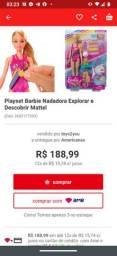 Barbie 100 REAIS LACRADA NOVA