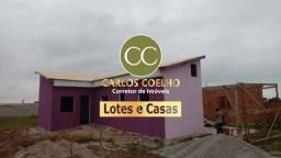 J#82 Lindíssimas Casas Padrão Modelo na Dellis Cardoso em Unamar - Cabo Frio/RJ