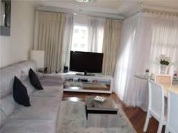 Apartamento à venda com 3 dormitórios em Alto da lapa, São paulo cod:REO71388