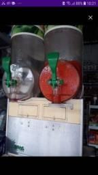 Máquina de frozen ou raspa raspa semi nova