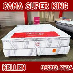 Título do anúncio: Cama Super King Cama Cama ##