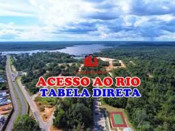 Lote com Acesso ao Rio e Praia, 250m², Tabela Direta, Negocie