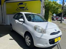 Nissan March 1.0 S 2012 extra
