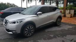 Nissan Kicks SV 1.6 2020 Top de Linha Único Dono Sem Detalhes