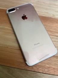 IPhone 7 Plus 128gb Rosé ( VITRINE )