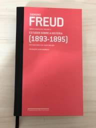 Livro Sigmund Freud obras completas volume 2 - ESTUDOS SOBRE A HISTERIA (1893-1895)