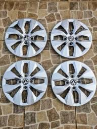 4 calotas Originais Volkswagen do Gol/Voyagem G6
