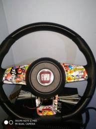Volante esportivo para Fiat de preferência Palio ou uno Mille!!