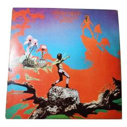 Uriah Heep The Magician's Birthday LP Vinil