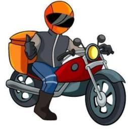Título do anúncio: Motoqueiro entregador