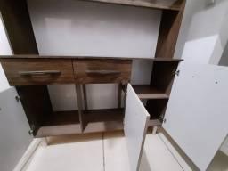 Armario 6 portas e 2 gavetas