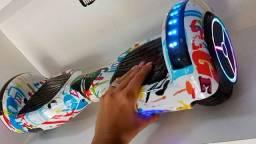 Hoverboard Overboard Novo + Samsung + Bluetooth + Garantia
