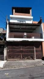 Sobrado com 2 dormitórios à venda, 98 m² por R$ 370.000 - Jardim Alvorada - Santo André/SP