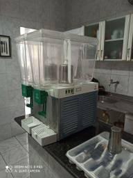 Título do anúncio: Refresqueira IBBL 30L 2 Depósitos Inox 220V (uma das cubas vazando - só consertar)