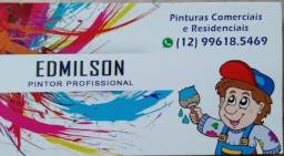 Pintor profissional em Taubaté