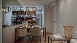 Apartamento à venda com 2 dormitórios em Jardim country club, Pocos de caldas cod:8489