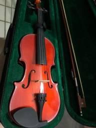 Título do anúncio: Violino Giannini GIV 3/4