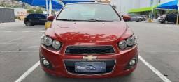 Título do anúncio: Chevrolet/Sonic, 2014 LTZ Automático GNV