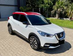 Título do anúncio: Nissan Kicks SV 2018 DIFERENCIADA