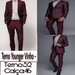 Terno Younger Vinho