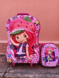 Kit de bolsa da Moranguinho (usada)