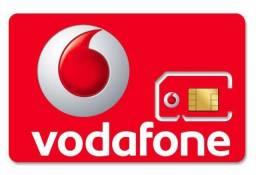 Chip Europa Vodafone, franquia 5GB