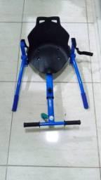 Kart Cadeirinha para Hoverboard Overboard